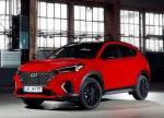 Hyundai Tucson получил спортивный пакет