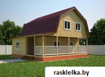 Делаем каркасные дома с деревянной опорой.