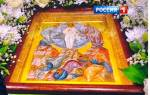 Литургия за Полярным кругом: Патриарх Кирилл отправился на Новую Землю