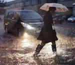 На 16 июля объявлен оранжевый уровень опасности из-за ливней и града