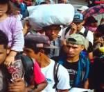 На США из Гондураса надвигаются нелегальные беженцы
