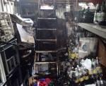 В Бобруйске на Рокоссовского горел магазин.