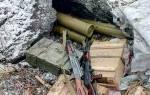 В ЛНР нашли тайник с оружием