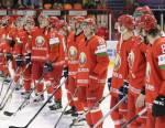Вернувшихся с ЧМ-2018 белорусских хоккеистов в аэропорту встречали только журналисты.