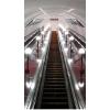 Реклама на эскалаторных щитах в метро