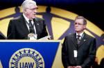 Оуэн Бибер, лидер UAW в начале 80-х, начале 90-х, умирает